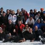 incentive na nartach, włochy