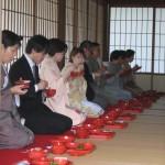 w klasztorze zen, japonia