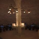 lodowa restauracja