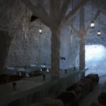 lodowy hotel, laponia