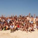 morze czerwone - teambuilding na bezludnej wyspie