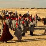 tunezja, wyprawa na wielbłądach