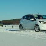 rovaniemi szkoła jazdy w zimie